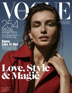 eternally yours: andreea diaconu by annemarieke van drimmelen for vogue netherlands october 2015   visual optimism; fashion editorials, shows, campaigns & more!