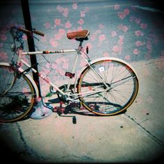 bicycle - This looks so much like my own vintage Diamondback.