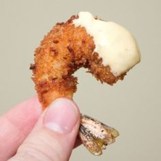Coconut Shrimp and Thai Mayo