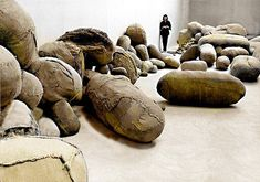"""Magdalena Abakanowicz """"Space To Experience"""""""