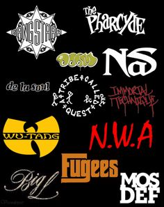 Bigger than hip hop Hip Hop And R&b, Love N Hip Hop, 90s Hip Hop, Hip Hop Rap, Music Logo, Rap Music, Good Music, Mos Def, Hip Hop Artists