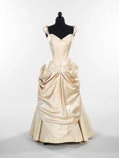 Ball Gown. Charles James, 1949. The Metropolitan Museum of Art.