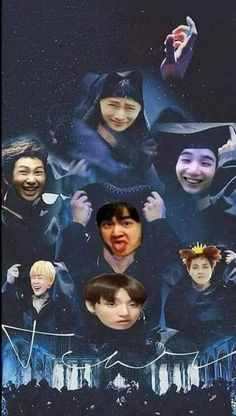 """""""Hard stans: Taehyung has a dick. Soft stans: Wow, why did you say that? That's so disrespectful. What does he gonna think if he found out he has a dick? They're babies, leave them alone. Bts Memes Hilarious, Bts Funny Videos, Bts Meme Faces, Funny Faces, Bts Taehyung, Jimin, Bts Pictures, Photos, Funny Reaction Pictures"""