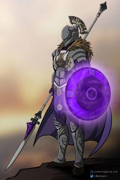 Destiny Warnumen Titan by BrianMoncus on DeviantArt Fantasy Character Design, Character Concept, Character Inspiration, Character Art, Destiny Hunter, Destiny Game, Destiny Comic, Destiny Titan Armor, Saint 14