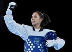 Brigitte Yagüe / Taekwondo (-49) / Medalla de plata
