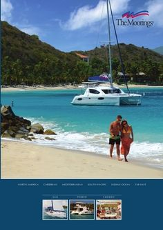 The Moorings/ Island hopping BVI's.