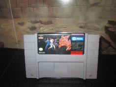 Super Nintendo Video Game, Bases Loaded 2, Classic Baseball Sports Game Cartridge, by FriendsRetro on Etsy