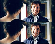 Imagine if Mr. Darcy had simply fallen for the most beautiful Bennett sister, instead of Elizabeth...