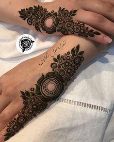 75 ideas for the design of henna hand tattoo art 28 Henna Hand Designs, Modern Henna Designs, Mehndi Designs Finger, Latest Arabic Mehndi Designs, Mehndi Designs For Girls, Mehndi Designs For Fingers, Latest Mehndi Designs, Beautiful Henna Designs, Simple Mehndi Designs