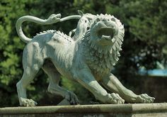 For more about the Greek beast CHIMERA, see the blog post.