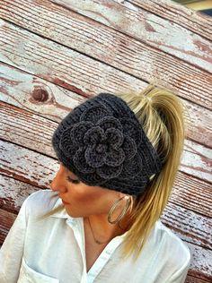 headbands – three bird nest
