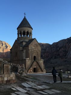 Breathtaking two storey structure of Armenian monastery Church during our Discover more of Armenia, its ancient history and culture and experience local life with Armenian History, Ancient History, Travel Tours, Outdoor Events, Hostel, Opera House, Entrance, Culture, City