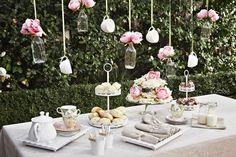 Garden tea party anyone?