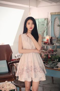Watercolor Fairy Dress