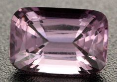 3.58 cts VVS CERTIFIED Purple Spinel from Burma (SNPU12)  NATURAL SPINEL GEMSTONE WELL POLISHED FROM GEMROCKAUCTIONS.COM