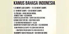 Berikut kebohongan halus versi orang Indonesia