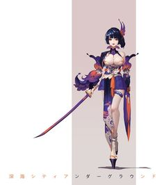 I like the compositioon of this image Female Character Design, Character Design Inspiration, Character Concept, Character Art, Girls Characters, Fantasy Characters, Female Characters, Anime Characters, Girls Anime
