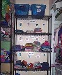 Creating a Family Closet