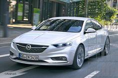 Opel Insignia II (2016): Opels neue Limousine und Tourer - Bilder - autobild.de