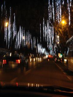 Natal, Av. da Liberdade, Lisboa