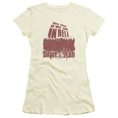 Dawn of the Dead: No More Room Junior T-Shirt