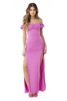 Blog Atacados Lingerie e Roupas: SKY Women's PAIDEAN Maxi Dress, Orchid