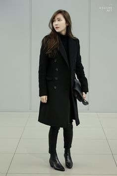 Jessica Jung Airport Fashion 151204 2015