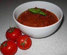 Rezept Italienische Pizzasoße von Litsili - Rezept der Kategorie Saucen/Dips/Brotaufstriche