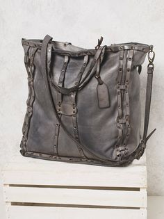 Strappy Connections Tote from Free People!