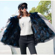 Fox And Rabbit, Rabbit Fur, Parka Coat, Fur Coat, Warm, Winter, Jackets, Coats, Women