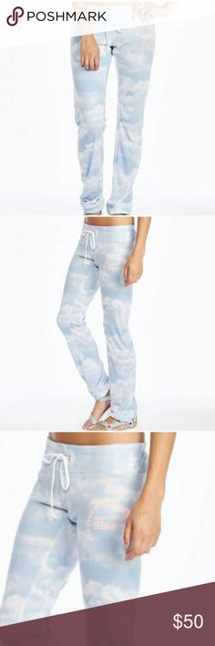 Wildfox Don't Break Hearts Cloud Pants Wildfox Don't Break Hearts Cloud Pants. Size small (runs large, more like medium.) New and Has tags (not attached though). Wildfox Pants Track Pants & Joggers