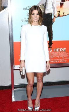Ashley Greene Ashley Greene Screening of 'Wish I Was Here' held at AMC Lincoln Square Theater http://icelebz.com/events/screening_of_wish_i_was_here_held_at_amc_lincoln_square_theater/photo3.html