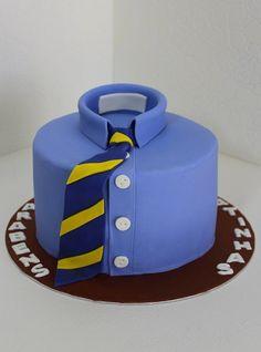 New birthday cake decorating for men fondant 33 ideas Birthday Cake For Father, Fathers Day Cake, Birthday Cake Pops, Birthday Cakes For Men, Cakes For Boys, Cake Decorating With Fondant, Birthday Cake Decorating, Cake Decorating Tips, Gateau Iga