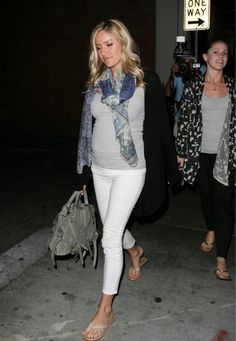 kristin cavallari. Maternity fashion