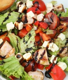Roasted Chicken Salad. Easy match http://winewizard.co.za/wine/sparkling-mcc/sparkling/kwv-laborie-blanc-de-blanc/