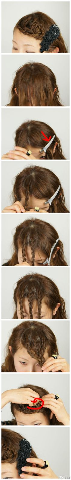 i could do this fancy hairstyles braided hairstyles bad hair day braid