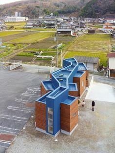 House in Sayo / Fujiwarramuro Architects