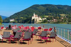 Thinking about taking a Danube River Cruise? Cruising through the Wachau Valley is one of the highlights of a Danube River Cruise. Here's what you'll see in the Wachau Valley Austrian Village, Wachau Valley, Danube River Cruise, Prague Travel, Beautiful Places To Travel, Travel Tips, Travel Destinations, Budapest Hungary, Space Travel