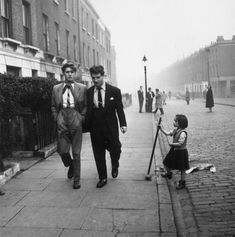 Notting Hill in the mid-fifties
