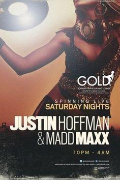 Justin Hoffman Live Saturday Nights Gold Lounge Las Vegas