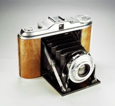 AGFA (ISOLETTE 1) Medium Format / 6x6 / 120 Roll Film / LightBurn Camera / £79