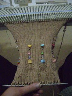 Ozlorna's Knitting Blog: Beads, Beads, Beads