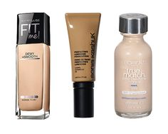 The 5 Drugstore Foundation Brands Makeup Artists Swear By (By Renee Jacques, Allure)