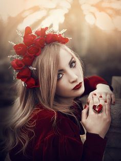 Beautiful work of Rebeca Saray