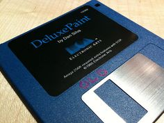 Deluxe Paint for Amiga