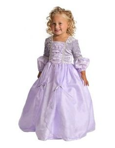 This would be a darling dress to wear to a princess party and machine washable too! $39