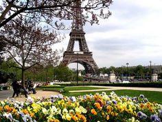 Springtime in Paris <3