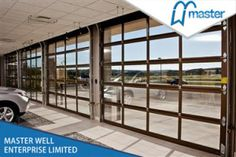 Modern Clear / Frosted / Mirror Glass Garage Door - China Garage Door, Roller Garage Door | Made-in-China.com Mobile
