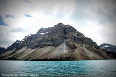 Notícias - Cinco fotos: Bow Lake de Alberta - A rede do tempo