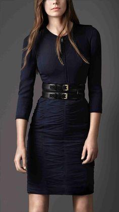 burberry dress. ˛ • ° ˛˚˛ *•。★* 。˚ ˚nottoofarhome.*•。
